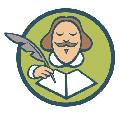 The Poet logo image