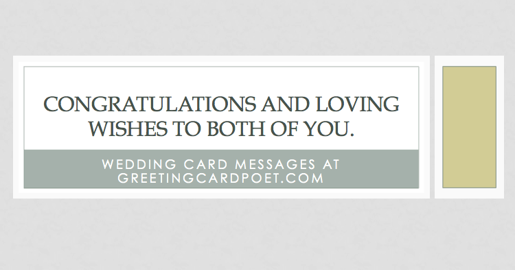 Wedding Card Messages Wishes And Quotes What To Write On Card