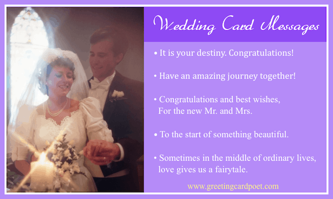 best wedding messages image
