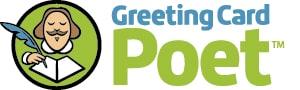 greeting card poet logo