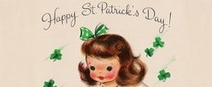 St. Patrick's Day Card Messages
