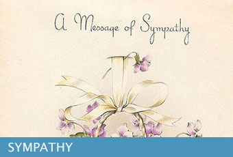 Sympathy messages and condolence sayings greeting card poet m4hsunfo