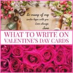 What to write on a Valentine's Day Card image