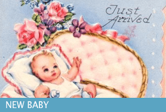 New Baby messages and sayings