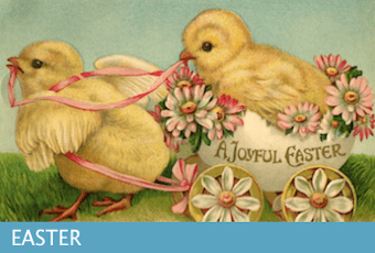 Easter Sayings and Wishes: Eggs, Bunny and Baskets