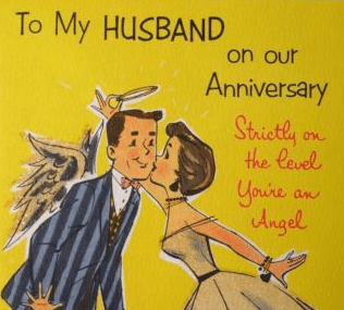 Anniversary wishes for husband greetings and sayings humorous anniversary wishes m4hsunfo