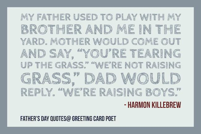 Happy Fathers Day Quotes Image Trickstrend Funny Fathers Day Quotes To Share With Your Dad Greeting Card Poet