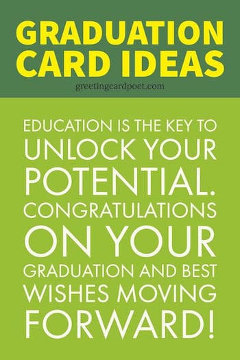 Graduation Card Ideas Image
