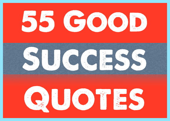 Good success quotes image