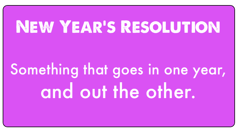 Happy New Year Quotes Funny Famous Love Greeting Card Poet Simple New Year Resolutions Quote
