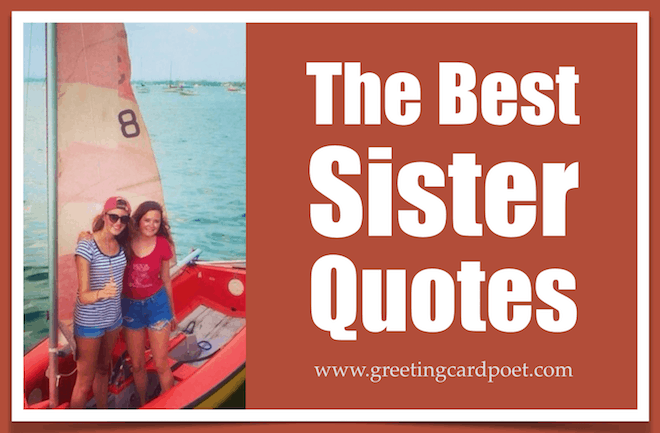 Sister Quotes For The Most Important People In Your World