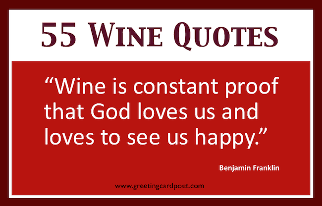 55 best wine quotes image