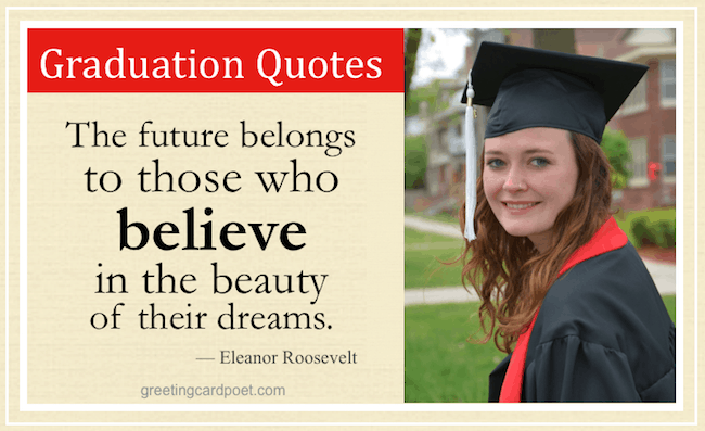 College Graduation quotes image