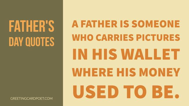 quotes for Father's Day image