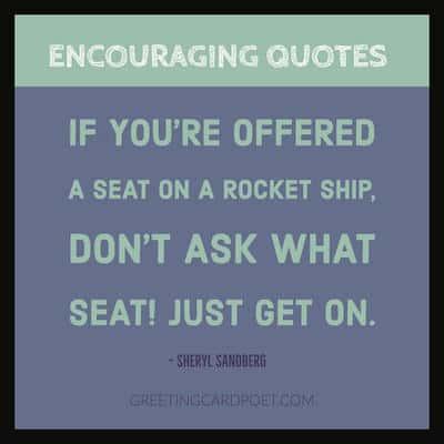 encouraging saying image