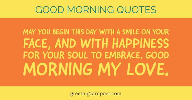 good morning quotes for her image