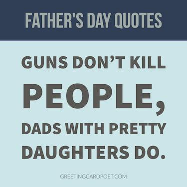 funny father's day quote image