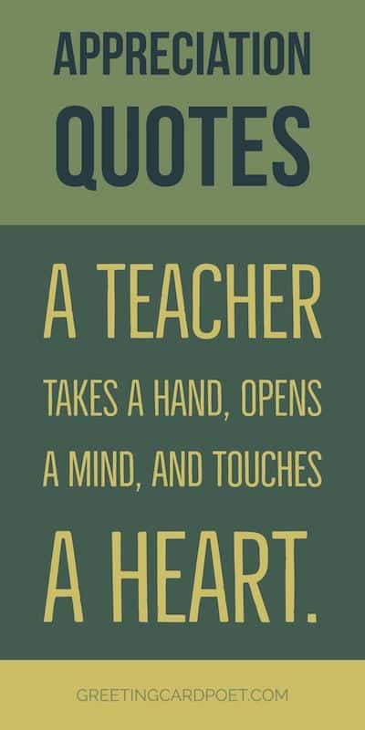 teacher appreciation quote image