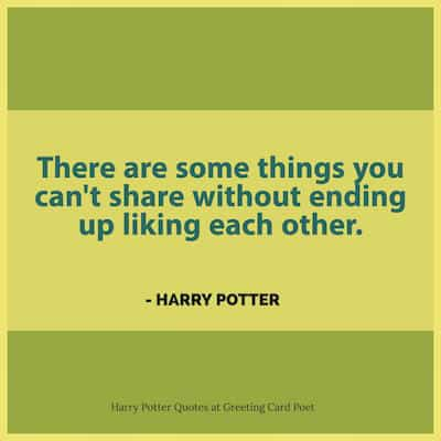Harry Potter quote image