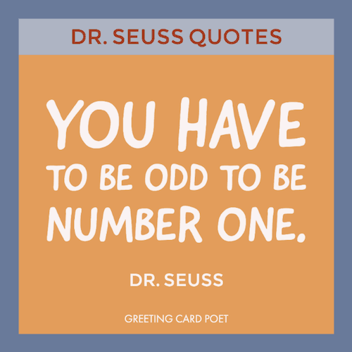 Dr. Seuss #1 quote image