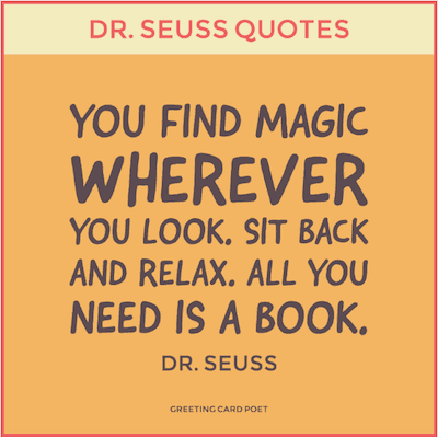 Dr. Seuss on Books image