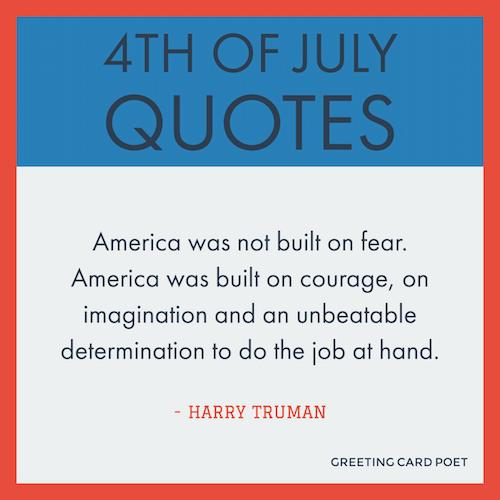 Happy Fourth Of July Quotes Patriotic Independence Day