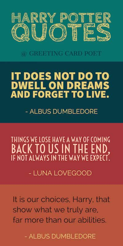 Harry potter quotes funny inspirational and magical quotes from harry potter image m4hsunfo