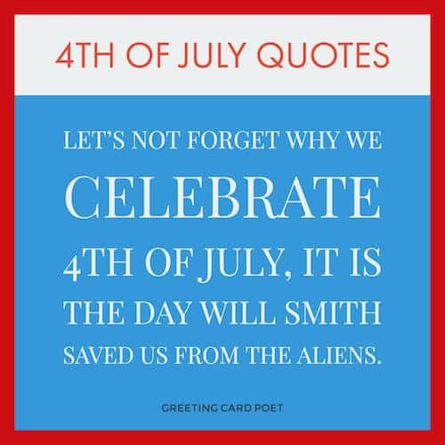 Funny July 4th Quotes image