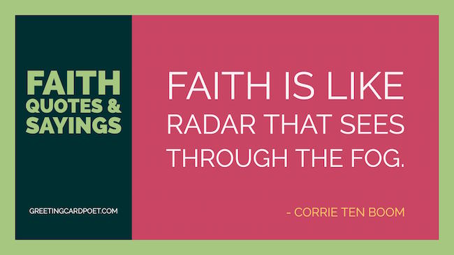 Quotes about Faith image