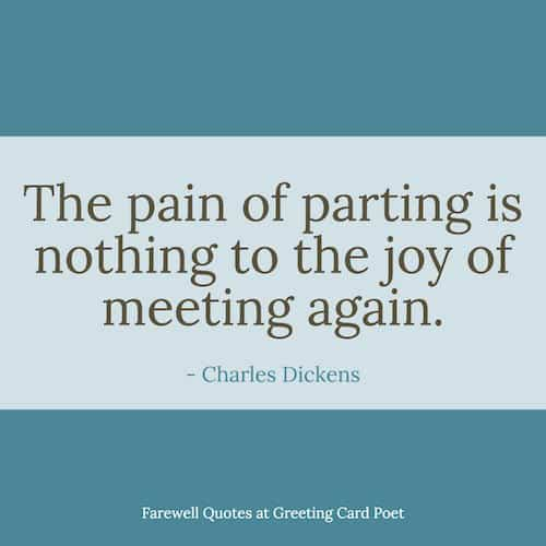 Farewell quotes goodbye sayings for friends colleagues and boss farewell quotations image m4hsunfo