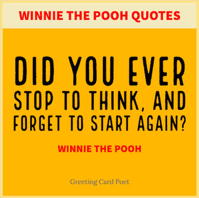 winnie the pooh stop to think quote