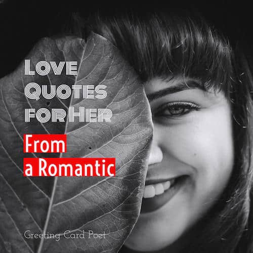 Romantic Quotes for her image