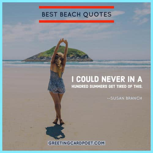 Vacation quotations image