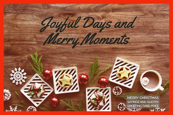 Joyful merry christmas quotes sayings messages and memes joyful days image m4hsunfo