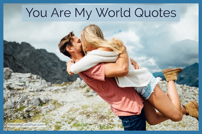 My World Quotations image