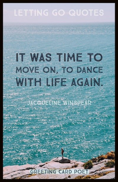 Dance With Life Again Quote Image