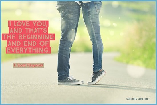 F. Scott Fitzgerald quotation image