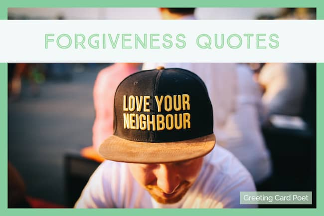 Thoughtful Forgiveness Quotes To Move Forward
