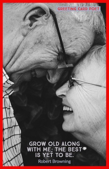 Grow Old Along With Me Lyric Image