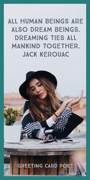 Jack Kerouac Quote image