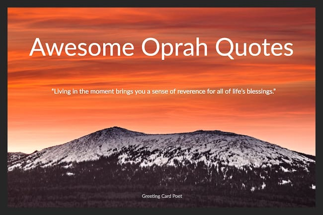 Oprah Quotes image