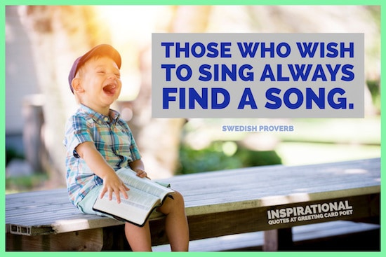 Swedish proverb image