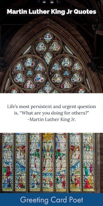 What are you doing for others quote image