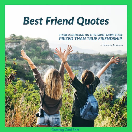 63 Best Friend Quotes To Help Us Appreciate Them | Greeting
