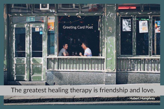 healing therapy quote