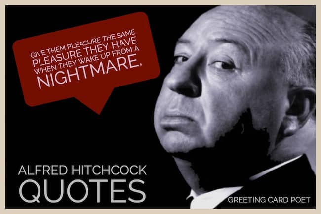 Alfred Hitchcock Quotes image