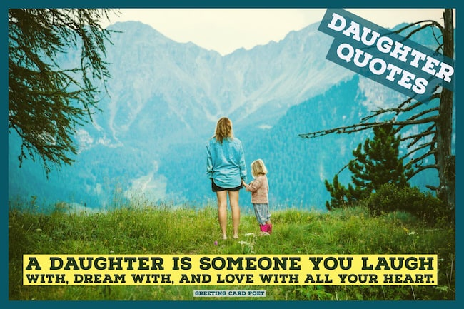 daughter quotes image