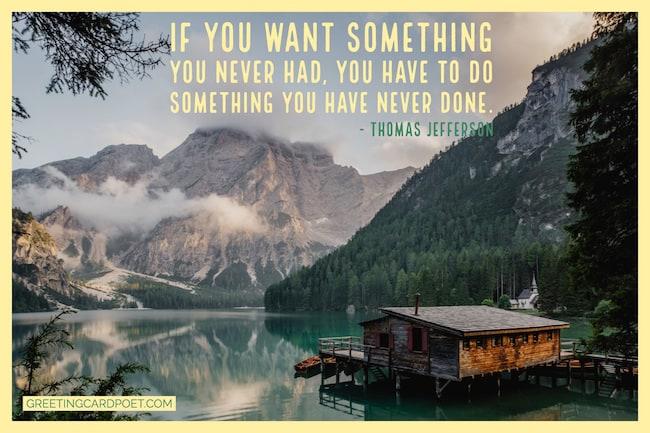 Thomas Jefferson life quote