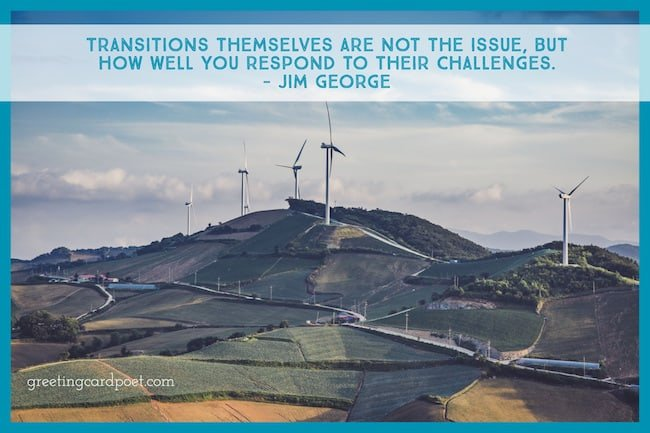 Transition quotations image