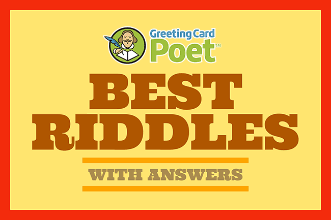 Best riddles with answers image
